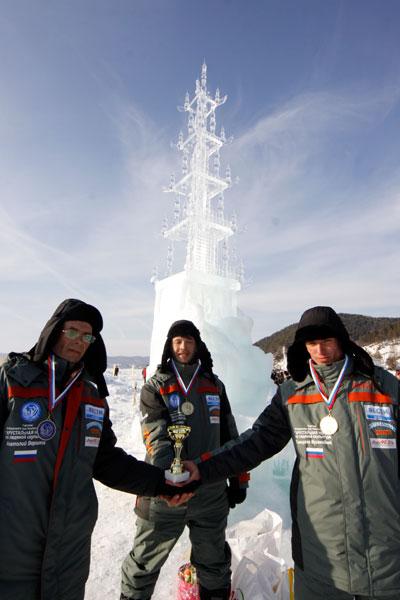 скульпторы по ледяным фигурам иркутская область